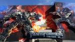 Transformer Ride 3D